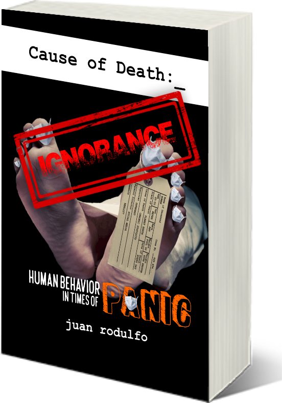 Cause of Death IGNORANCE by Juan Rodulfo