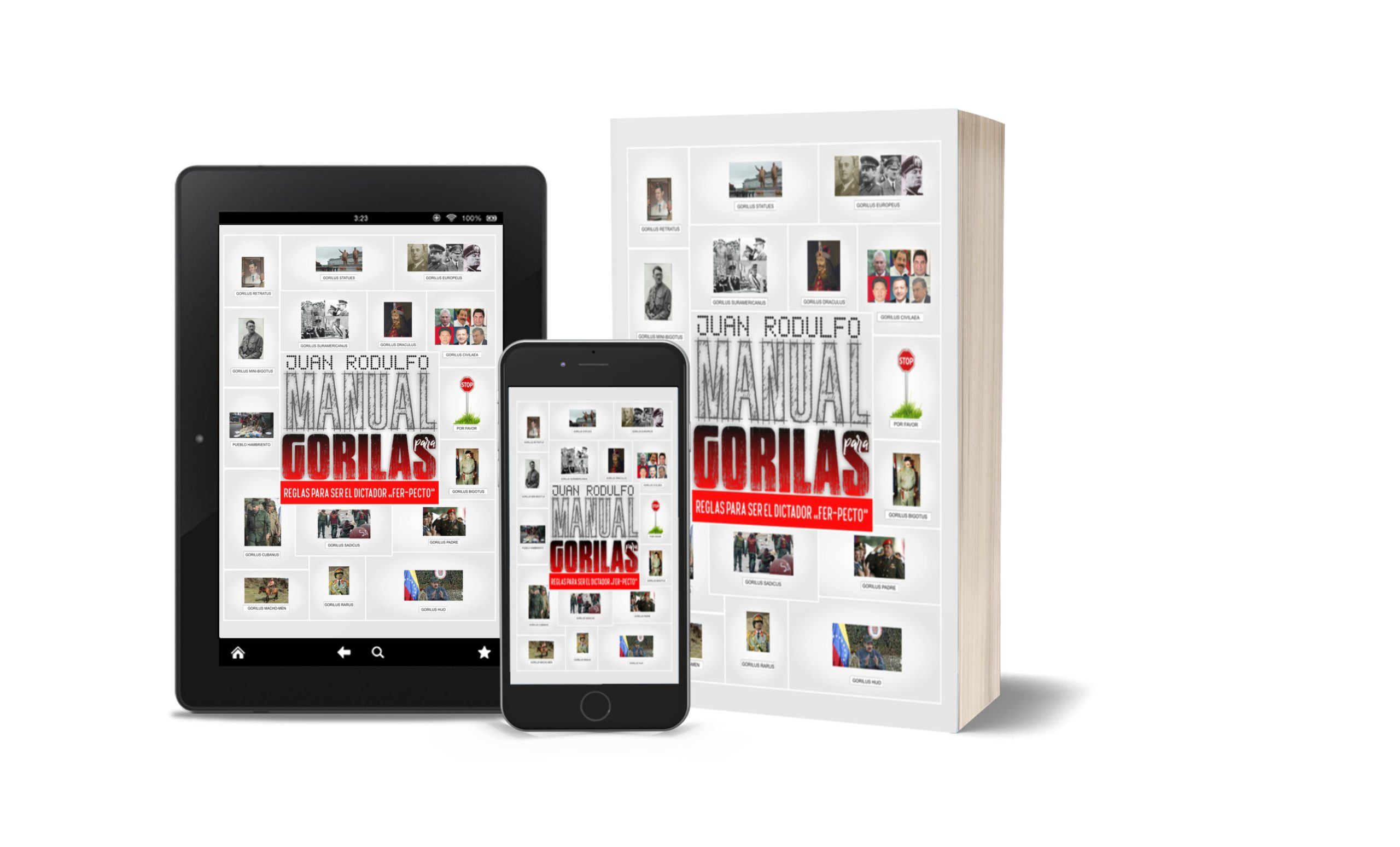 Manual para Gorilas de Juan Rodulfo
