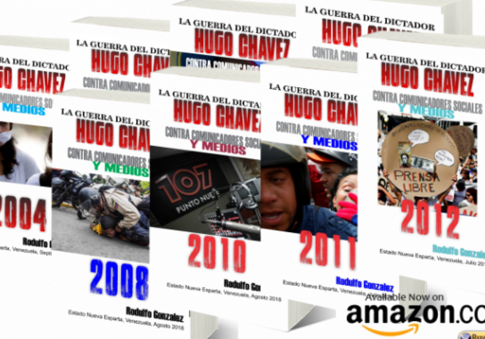 La Guerra del Dictador Hugo Chavez (2006) por Rodulfo Gonzalez