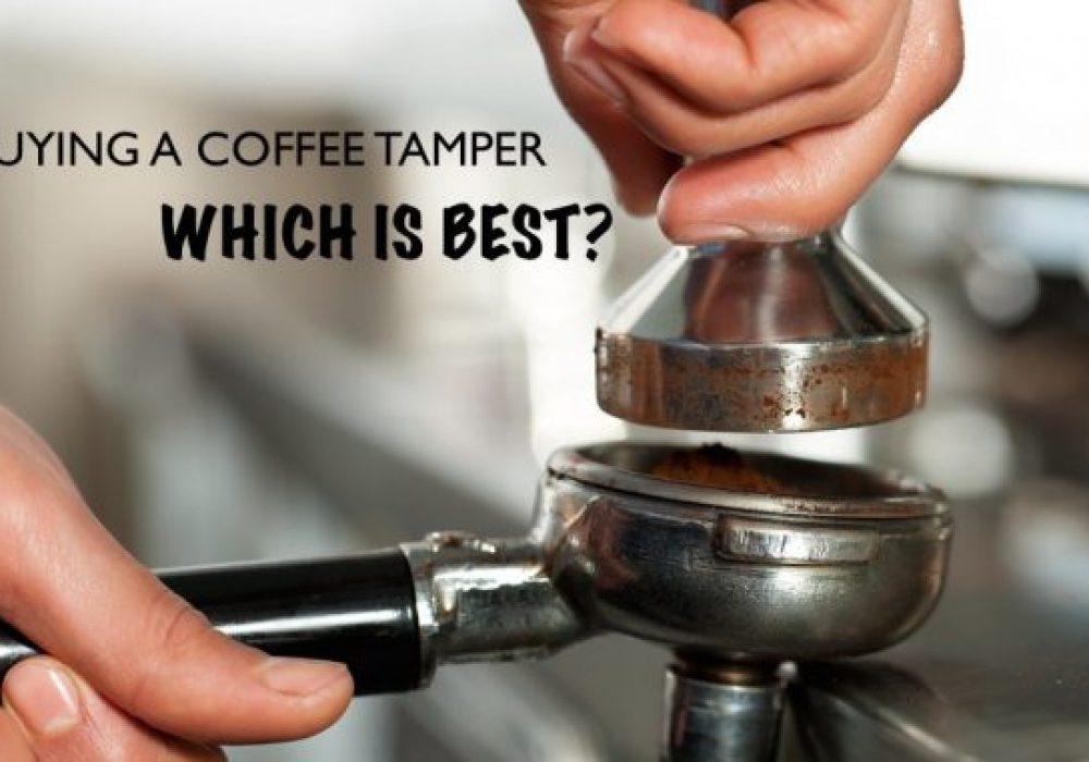 What is a Espresso Tamper