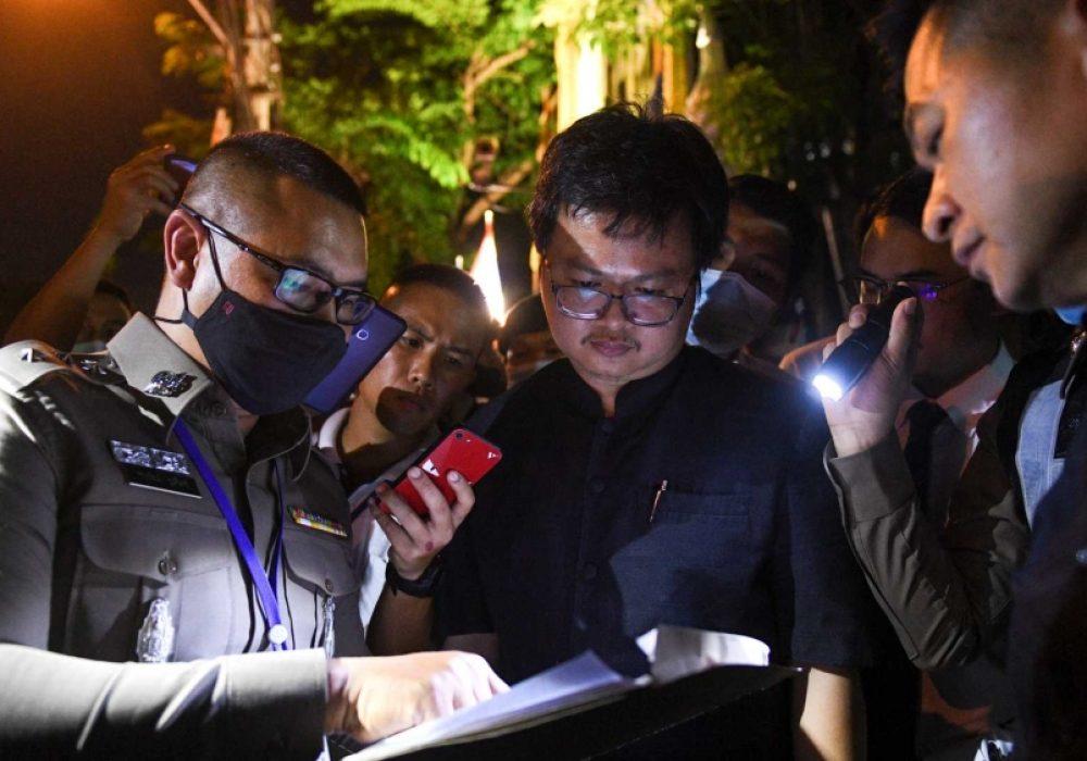 'Rap Against Dictatorship' artist arrested in Thailand – Al Jazeera English