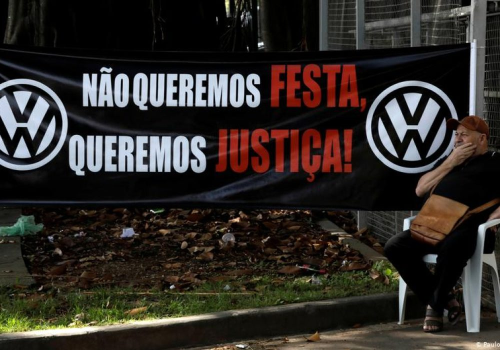 Volkswagen to pay victims of Brazil dictatorship – DW (English)