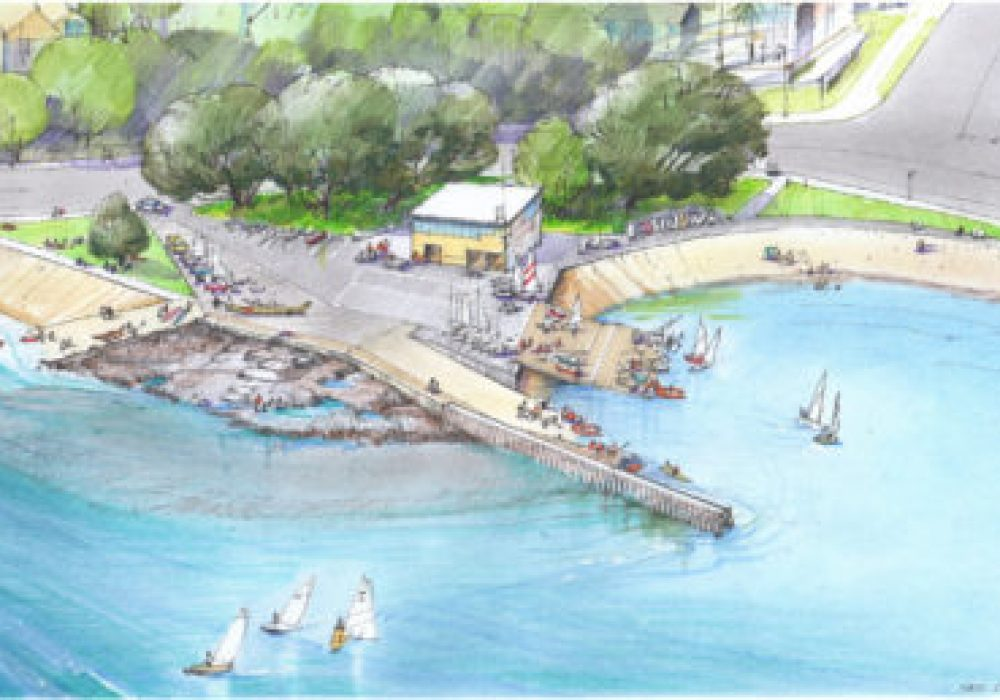 Water Sports facility: Grangers Point development in the works – Times