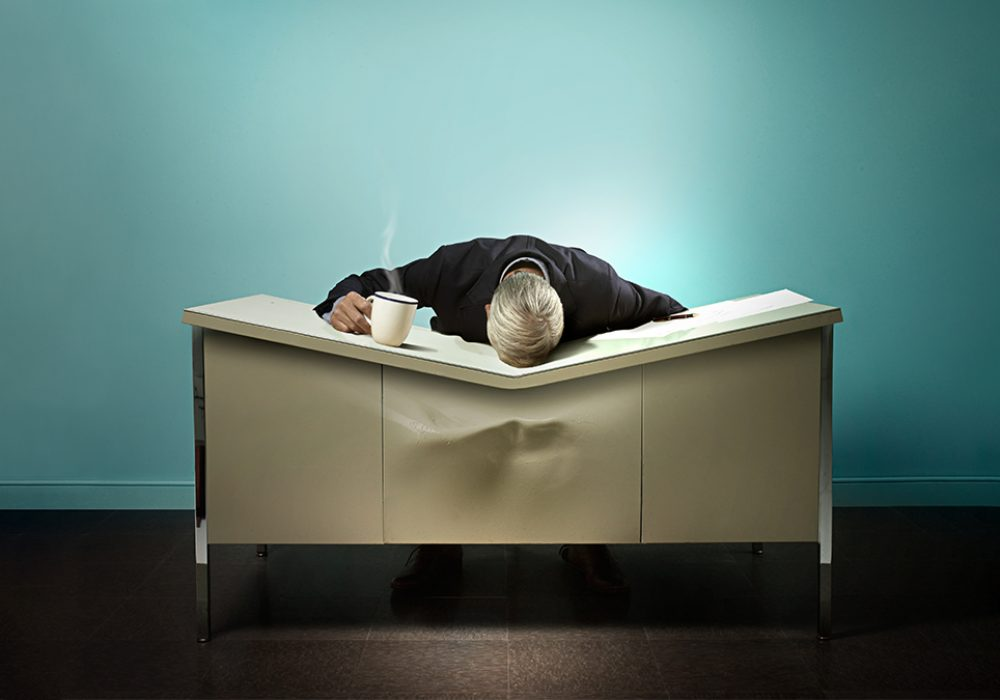 Are You Pushing Yourself Too Hard at Work?