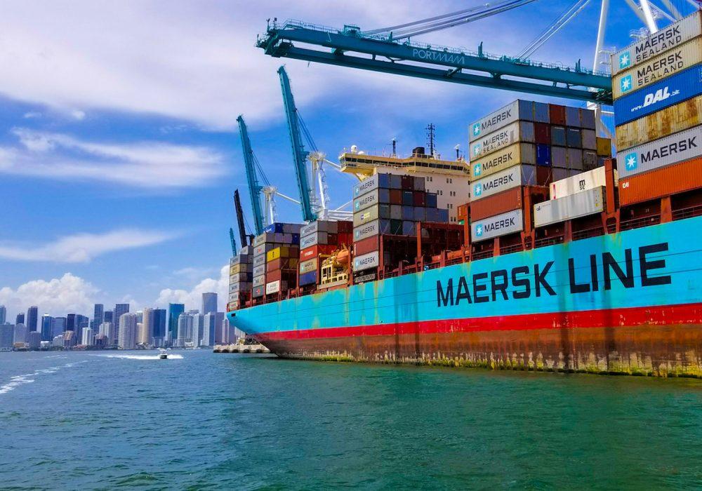 Oman's Largest Port Joins Blockchain Shipping Platform TradeLens