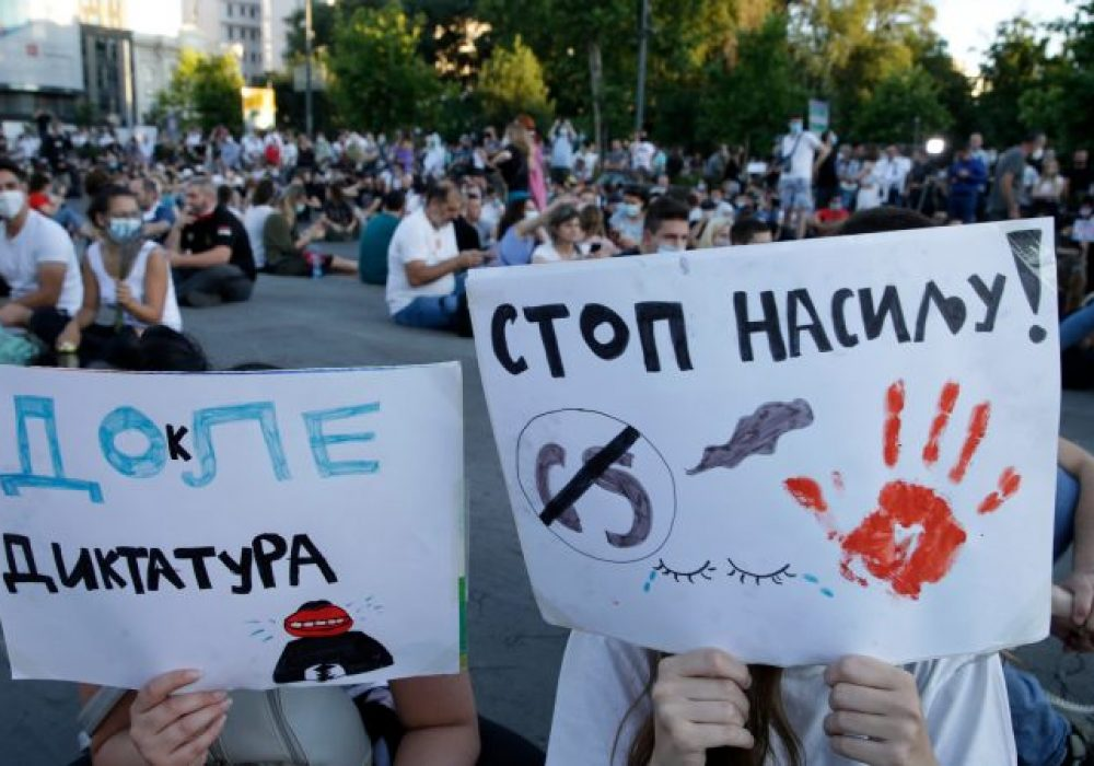 The dictatorship next door: Why Serbia's regime threatens Europe's credibility – EURACTIV