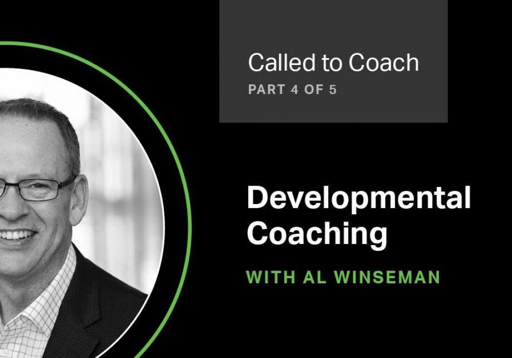5 Coaching Conversations (Part 4): Developmental Coaching – Gallup
