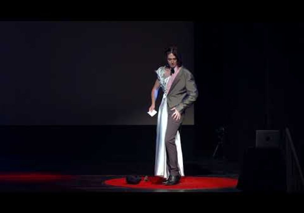The theater of gender play   Jo Michael Rezes   TEDxTufts