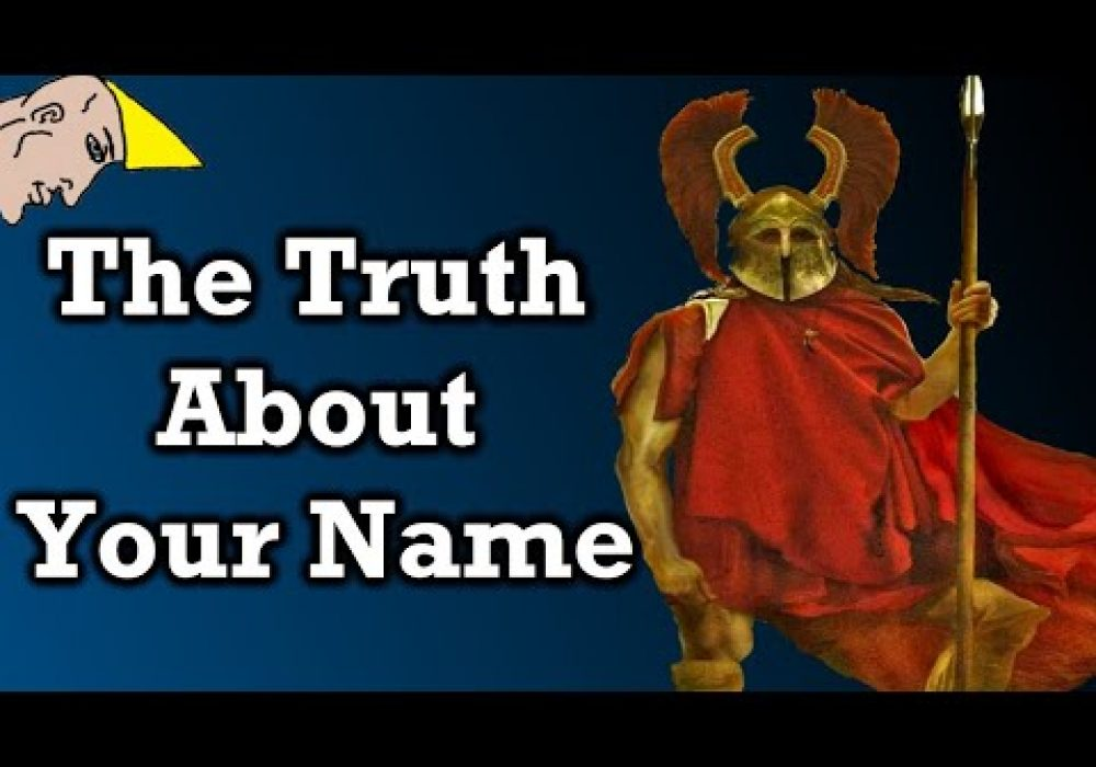 What Your Name Says About You