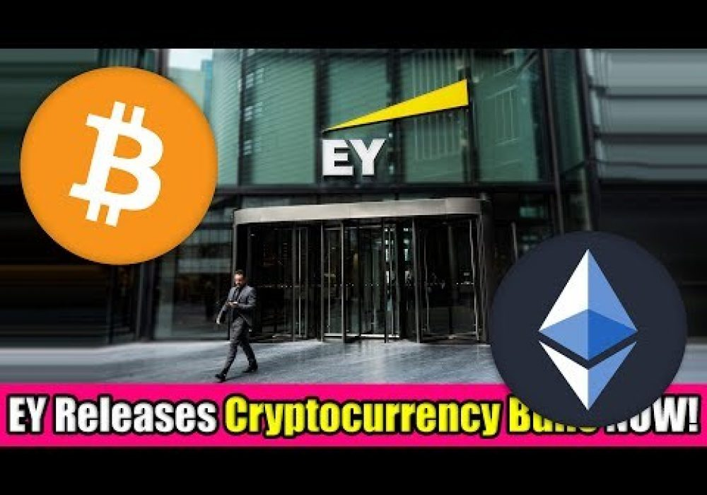 BREAKING: Ernst & Young Releases MASSIVE Cryptocurrency Business Solution for Bitcoin and Ethereum