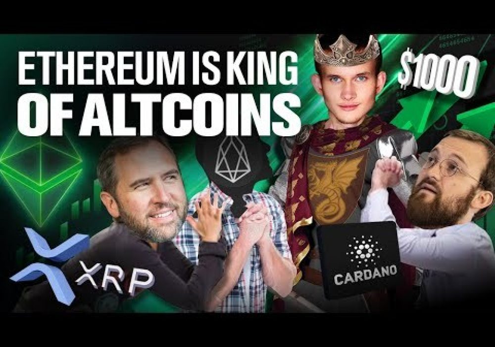 Bend the Knee to ETHEREUM or Miss EPIC 100x Run💥🚀
