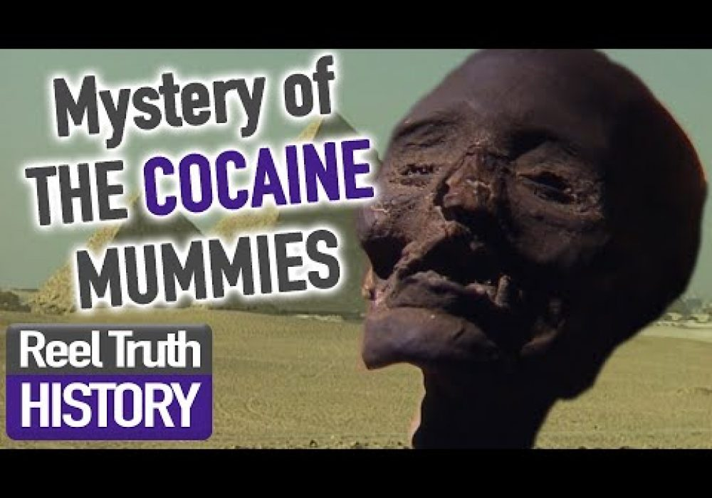 Mystery Of The Cocaine Mummies (Ancient Egypt) | History Documentary | Reel Truth History