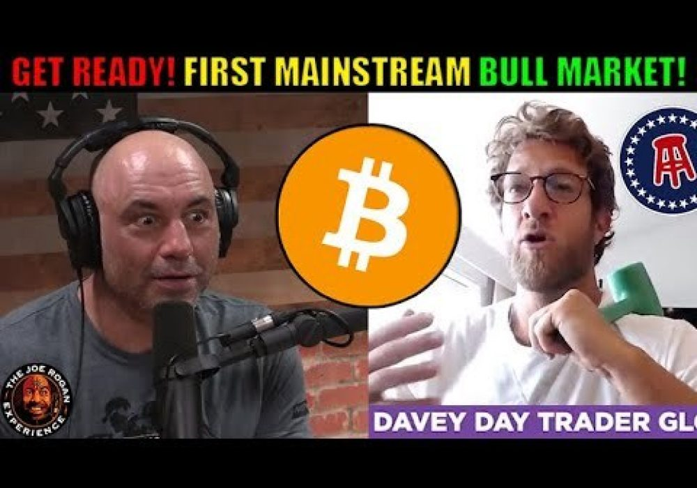 The First MAINSTREAM Cryptocurrency Bull Cycle Is HERE! Joe Rogan & Barstool BOTH Pumping Bitcoin!