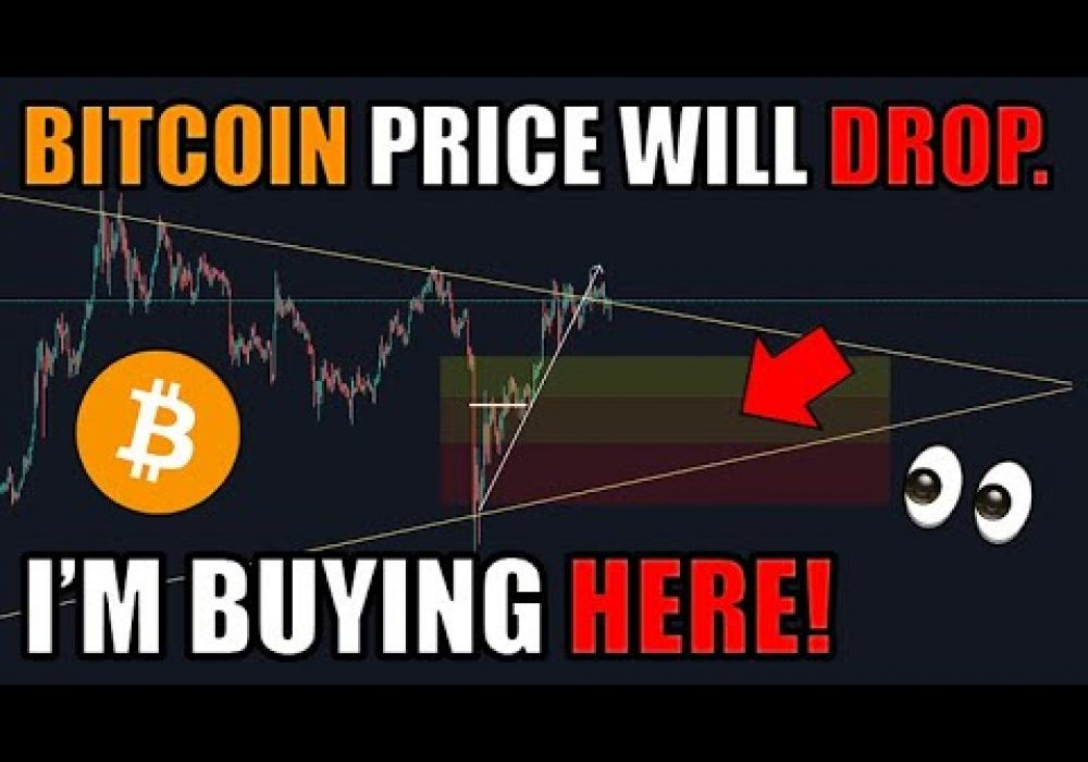 Bitcoin's Price Can Drop A Lot Lower. HERE IS WHERE I'M BUYING. | + INCREDIBLE BTC Address Growth!