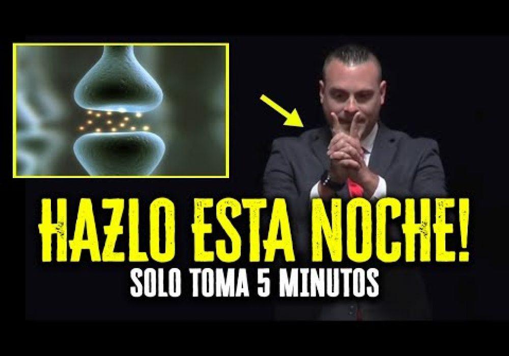 5 Minutos que CAMBIARAN TU VIDA    El PODER DIVINO de la Manifestacion [Hazlo antes de ir a Dormir]