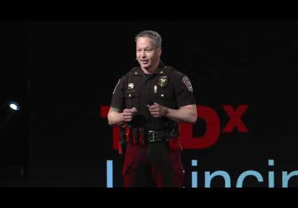 How a Cop Lead with Humanity to Change the World of Addiction | Tom Synan | TEDxUCincinnati