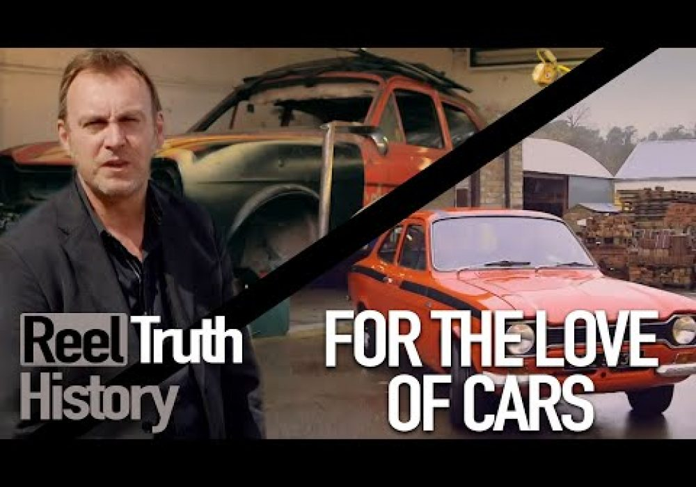 Ford Escort Mexico 1971 RESTORATION (Before & After) | For The Love Of Cars | Reel Truth History