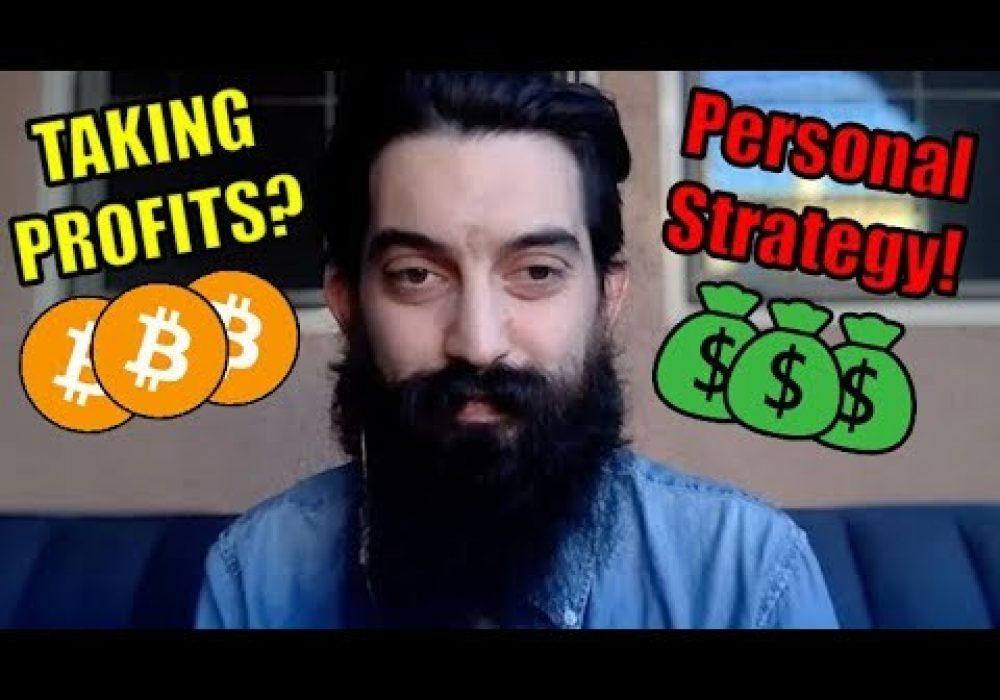 When To Take Profits On Bitcoin! My Personal Strategy | Brian Harrington Bitcoin Meetup Organizer