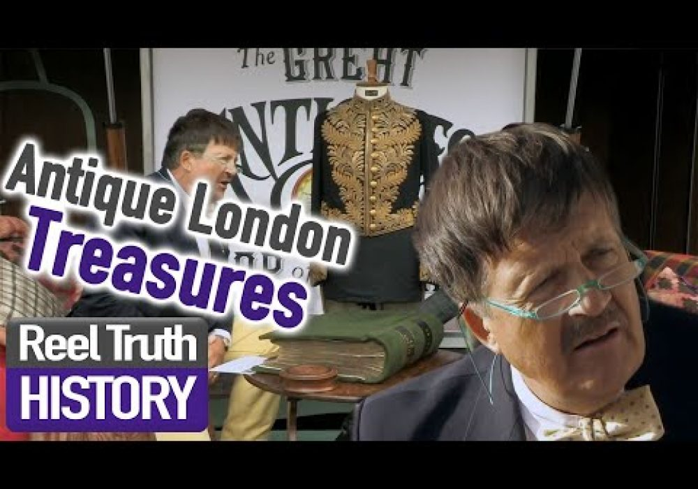 Hidden London Treasures | The Great Antiques Map of Britain | Full Episode | History Documentary