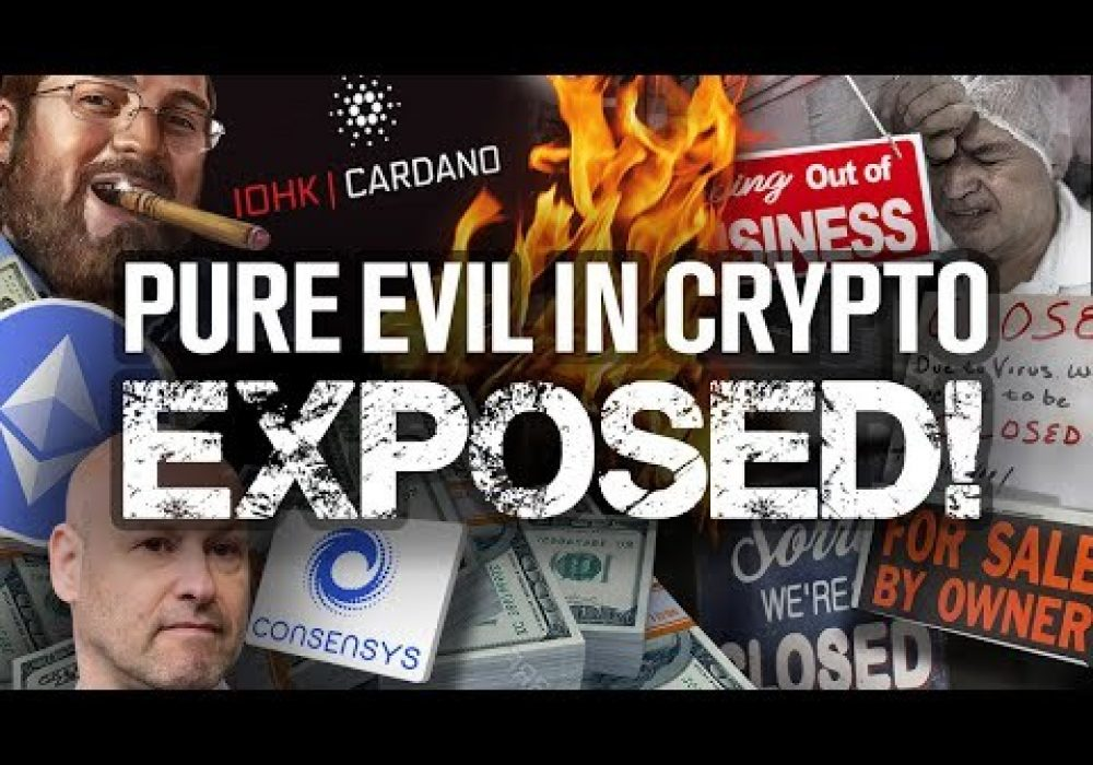 Cardano EXPOSED! Taking From Small Business!? Plus Others…