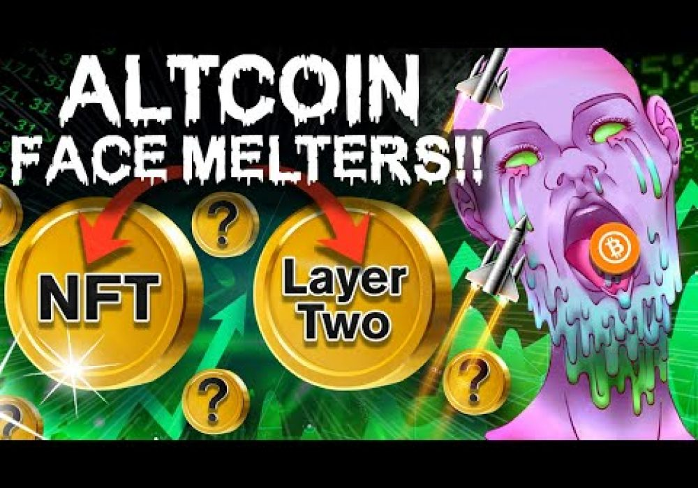 ALTCOINs: NFTs & Layer 2 Will MELT FACES! 100x!!?