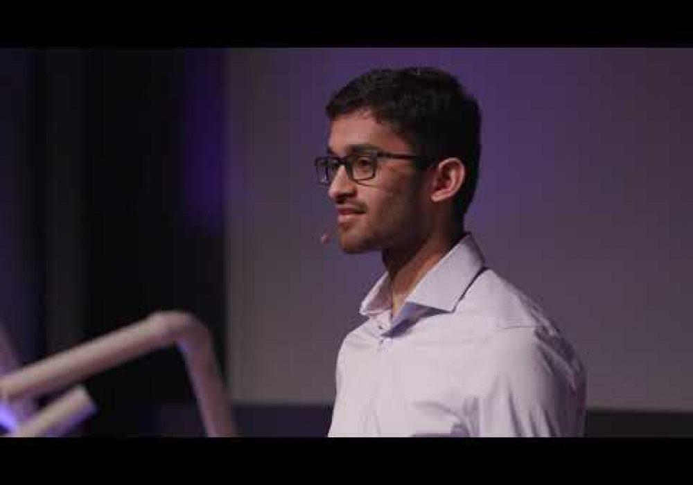 Automatically refocusing reading glasses | Nitish Padmanaban | TEDxBeaconStreet