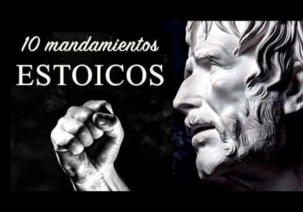 10 MANDAMIENTOS DEL ESTOICISMO – Motivación Estoica con Marco Aurelio, Séneca, Epicteto, Epicuro…
