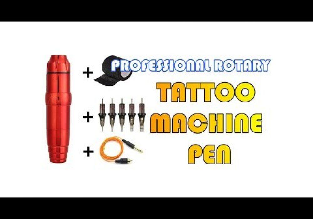 Professional Rotary Tattoo Pen
