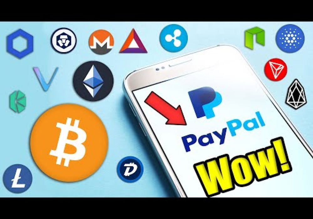 BREAKING: Bitcoin and Cryptocurrency About to ERUPT | PayPal to Let Users Buy Cryptocurrency in US!