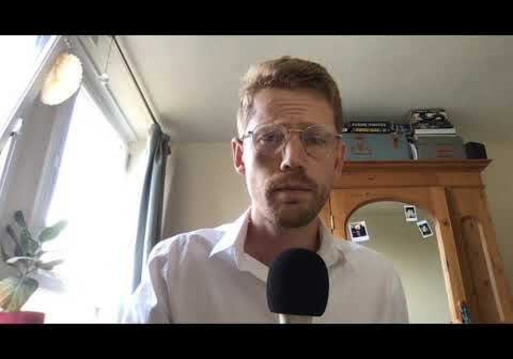 Green Brexit? | Dr. Callum Barrell | TEDxNCHLondon
