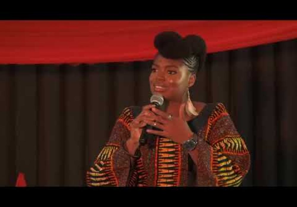 You Can Make Magic, Impossible is just a word!! | Zoza Icha | TEDxAsokoro