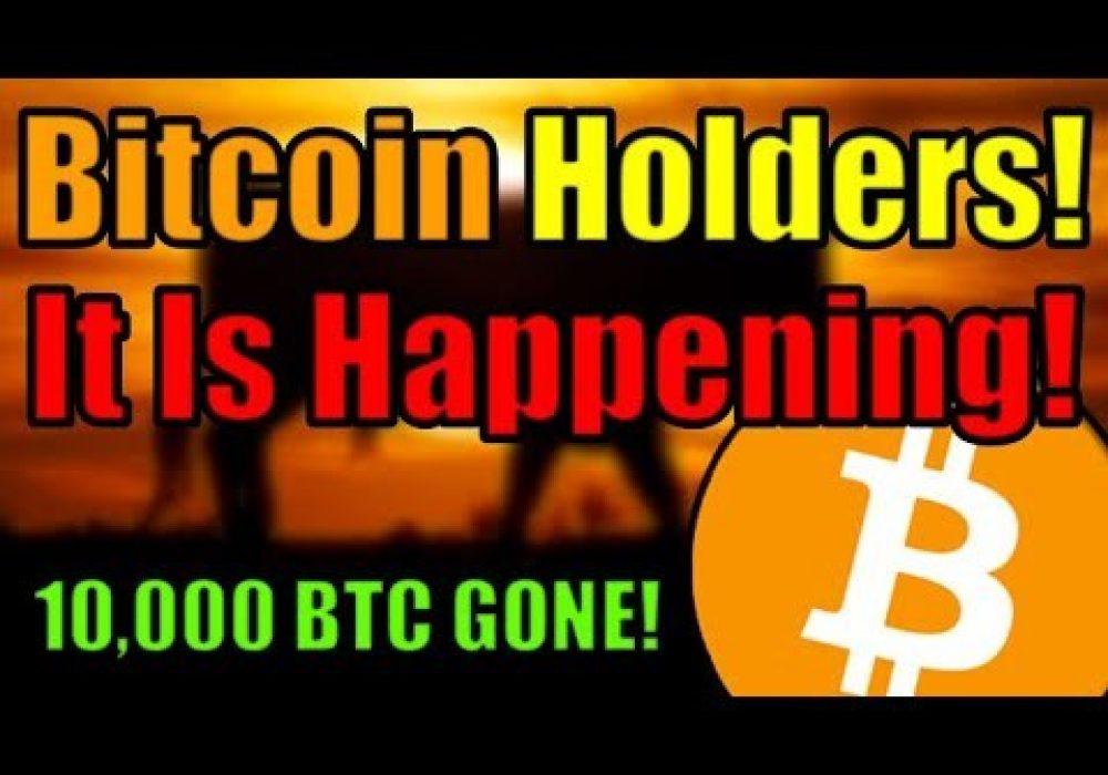 BREAKING: Another 10,000 Bitcoin Taken Off The Market! Stone Ridge Adds BTC To Balance Sheet   News