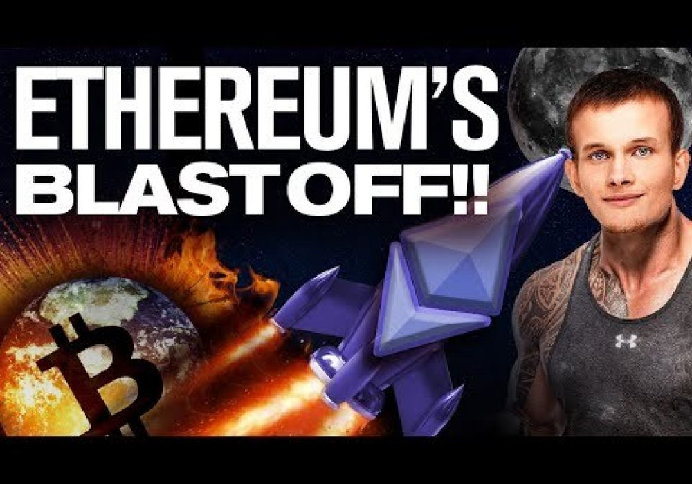 Ethereum Will BLAST OFF Further than BITCOIN💥🚀