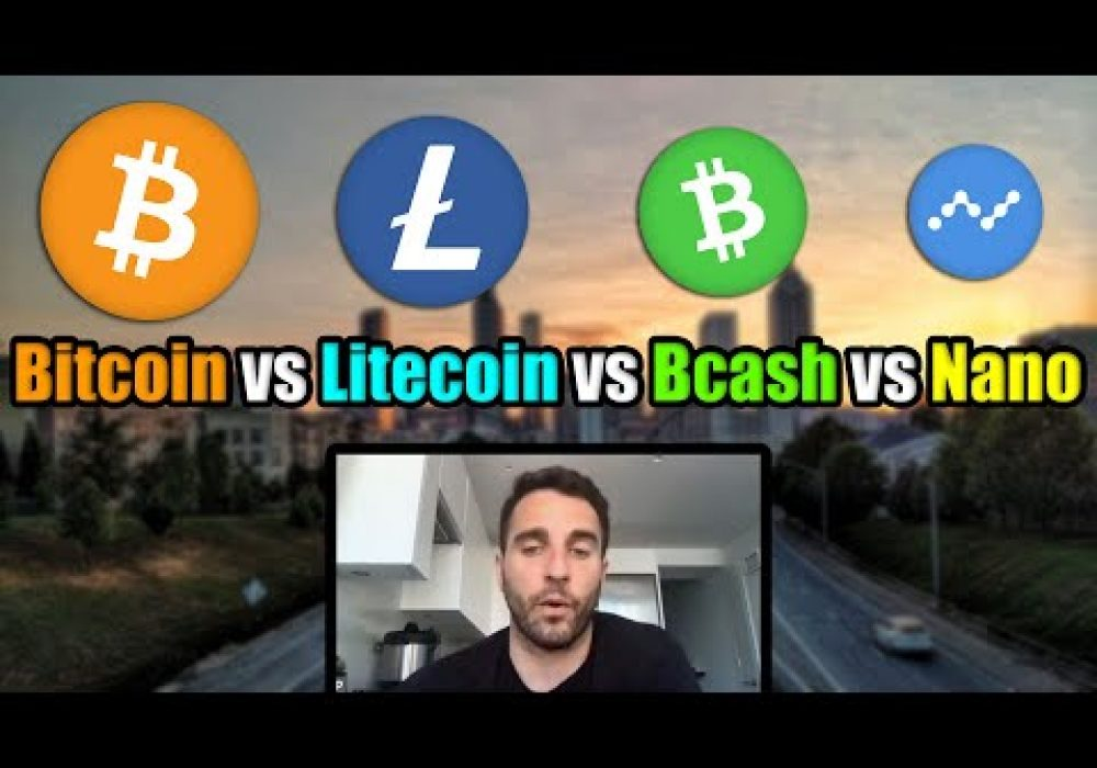 Why Bitcoin is Better than Litecoin, Bitcoin Cash, Nano | Anthony Pompliano Cryptocurrency in 2020