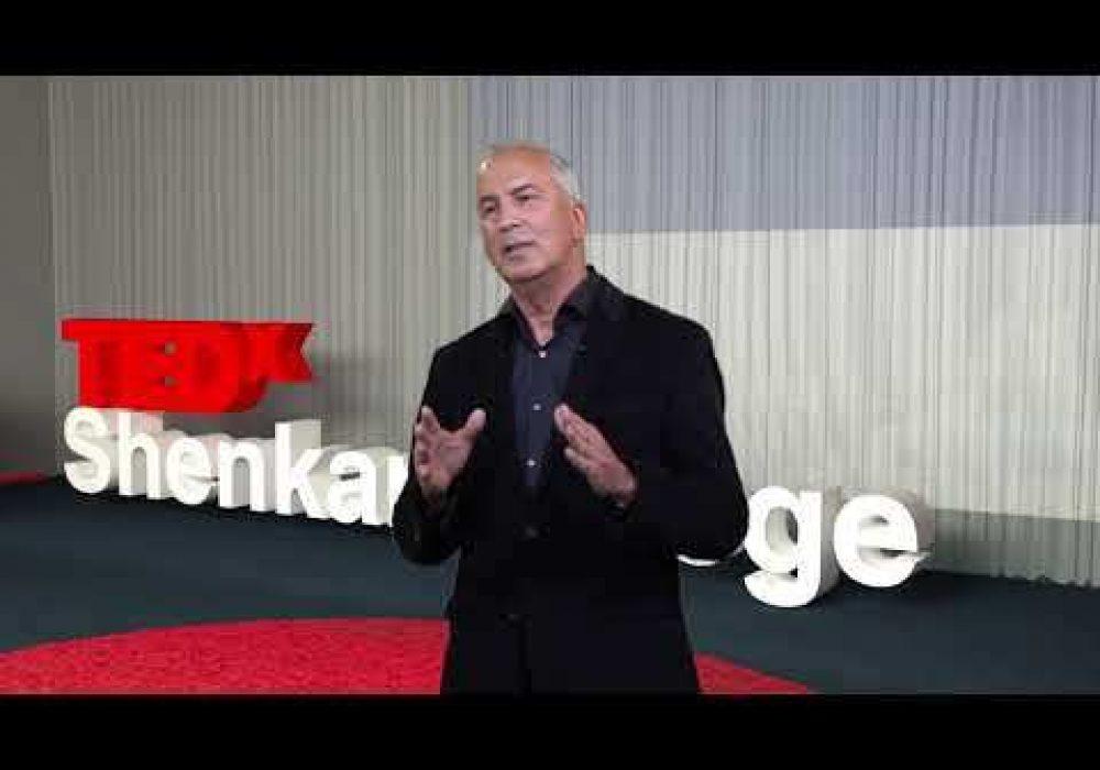 Luck as a Strategy | Eran Davidson | TEDxShenkarCollege