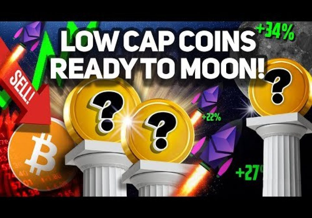 BITCOIN's Getting SOLD For These LowCap ALTCOINs!!