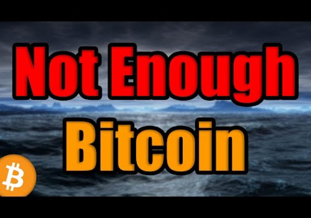 🚨 Emergency: There is a HUGE Bitcoin Shortage! | Facing MASSIVE Liquidity Crisis into December 2020!