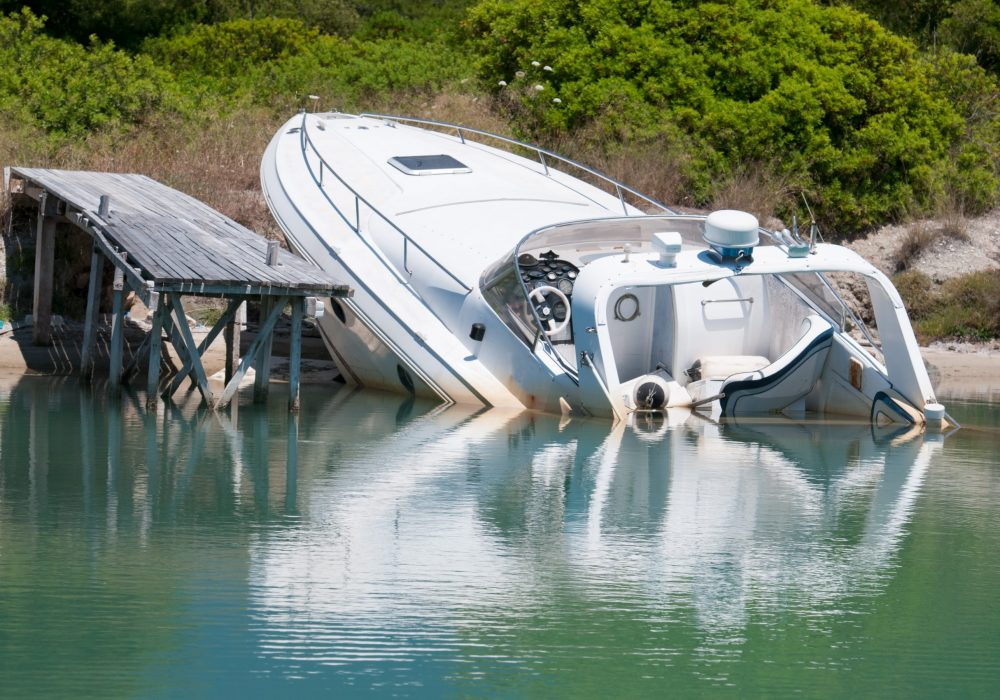 Boating accidents decrease by 38% in '19