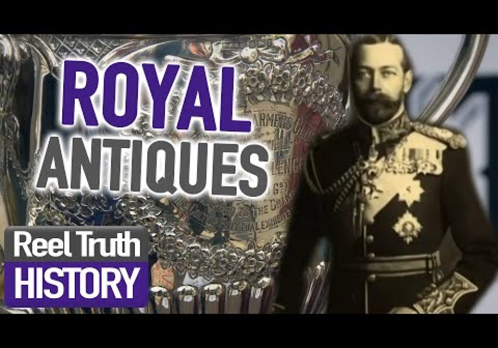 Antiques with Royal History | The Great Antiques Map of Britain | Full Episode | History Documentary