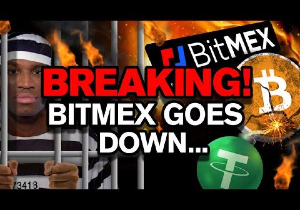 BREAKING! BitMEX Seized & Shutdown! BTC DOWN!!!! How Low!?