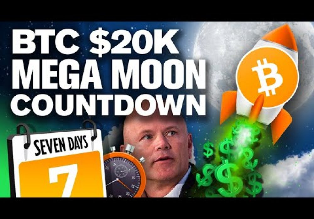 BITCOIN Hits the BOTTOM!! $20k Is Coming in 7 DAYS!?