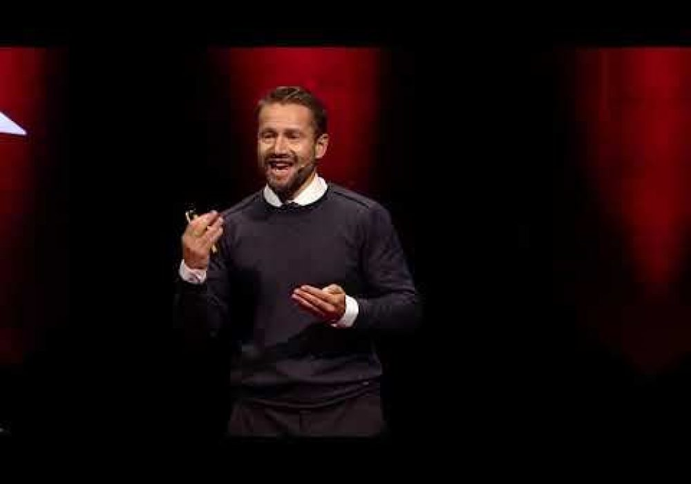 Perhaps you are normal | Trond Magne Hegglund | TEDxStavanger