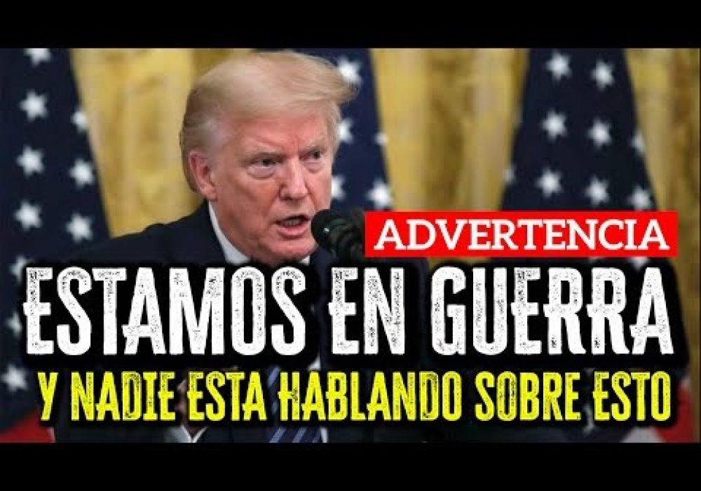 BASTA DE MENTIRAS  – Los Medios estan Desviando tu Atencion del Verdadero Problema [DEBES VER]