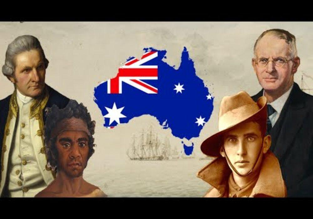 Full History of Australia – Documentary