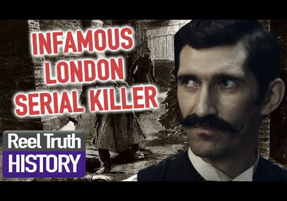 VICTORIAN Serial Killer | Murder Maps | Reel Truth History Documentaries