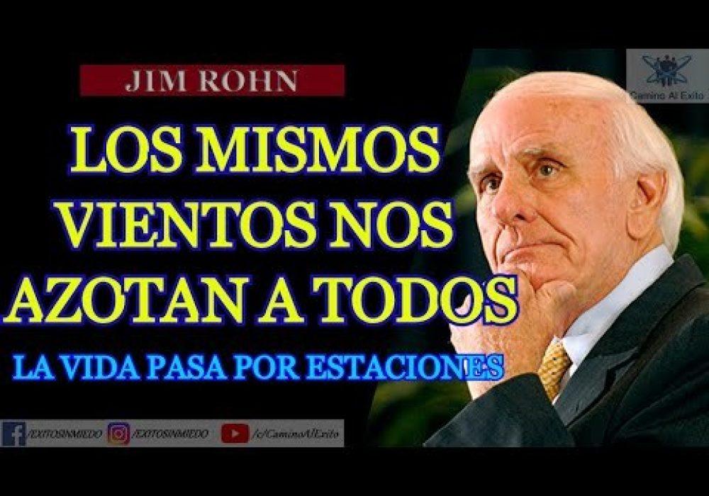 LAS ESTACIONES DE LA VIDA  – JIM ROHN EN ESPAÑOL – DESARROLLO PERSONAL Y MOTIVACIÓN RESUMEN