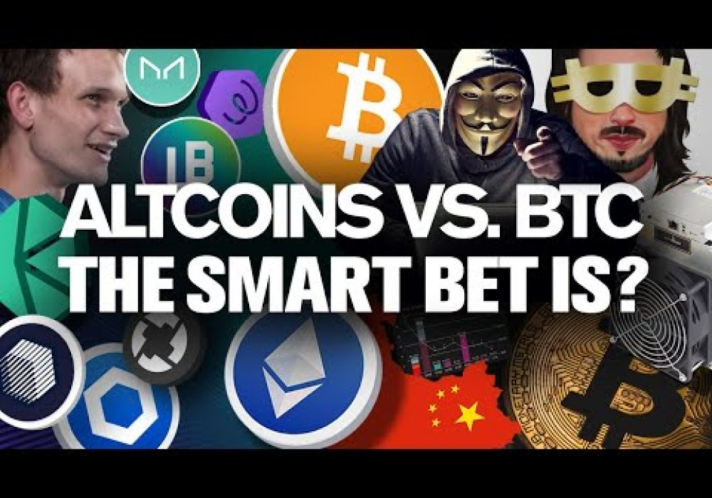Is It SMART to be HODLING ALTCOINs? The Truth Is…
