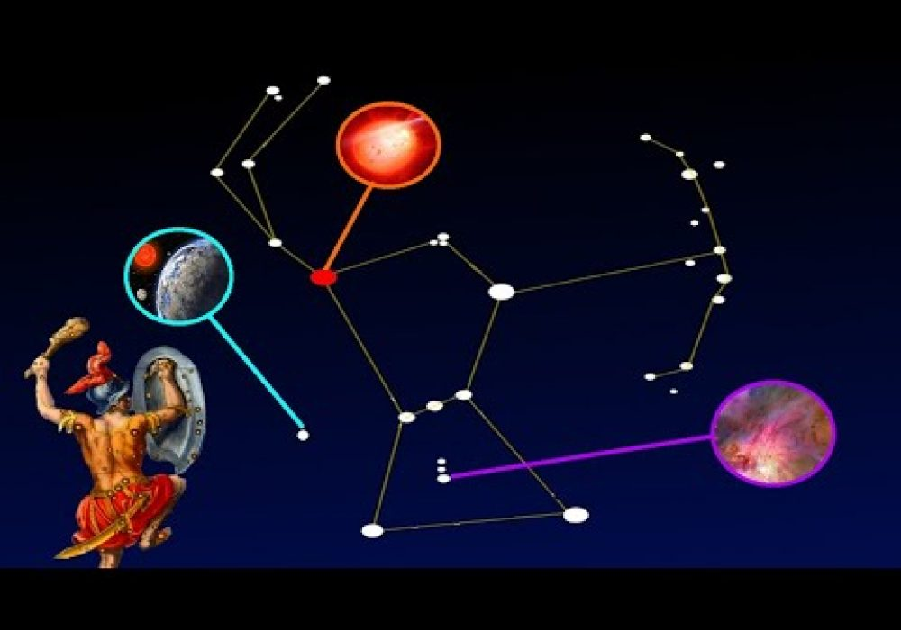 What's In The Orion Constellation?