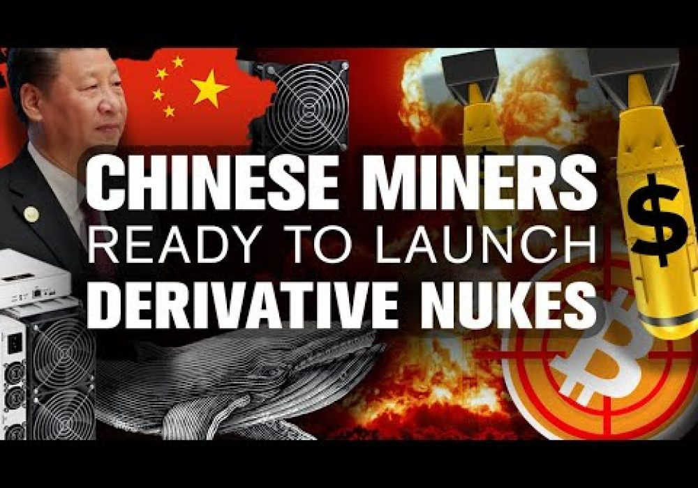 BEWARE! China's Whales to Weaponize BITCOIN! How!?
