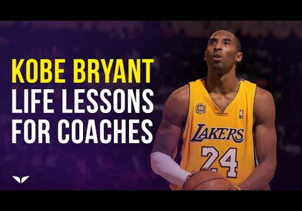 The Mindset of a Winner for Coaches (What We Can Learn From Legend Kobe Bryant)